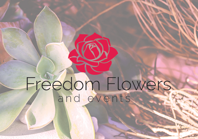 Freedom Flowers and Events