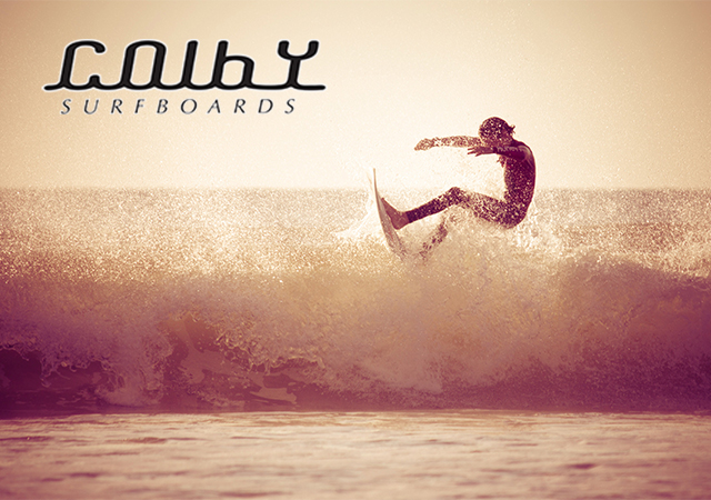 Colby Surfboards